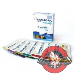 Kamagra Oral Jelly (100 mg/tab) 7-sack
