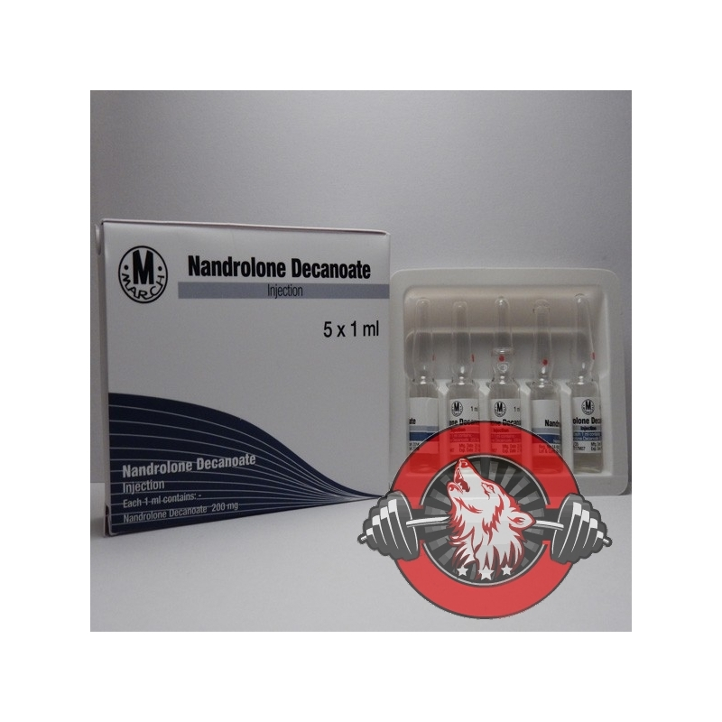 Buy Nandrolone Decanoate March 1 ml | Anabolic Pharma