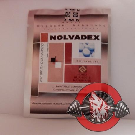 Nolvadex Hubei (20 mg/tab) 30 tabs