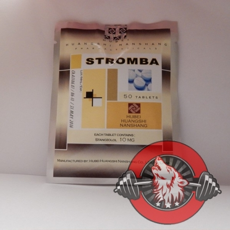 Stromba Hubei (10 mg/tab) 50 tabs