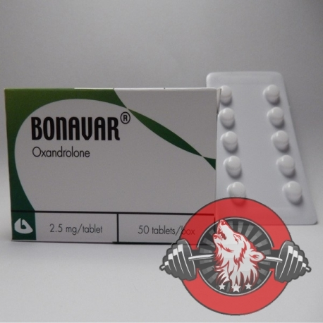 Bonavar Body Research (2,5 mg/tab) 50 tabs