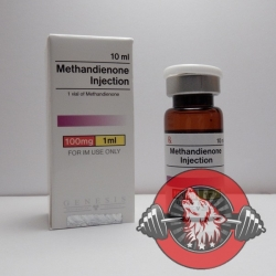 Methandienone Injection Genesis  (100 mg/ml) 10 ml