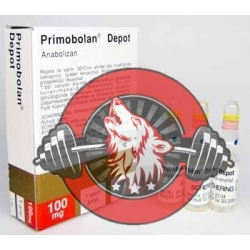 Primobolan Depot 1 ml amp (100 mg/ml)