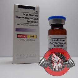 Nandrolone Phenylpropionate Genesis (100 mg/ml) 10 ml