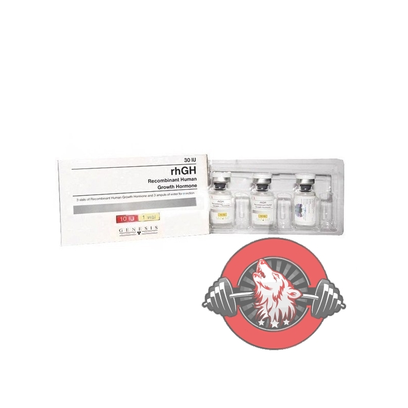 Buy Online rhGH Genesis - Anabolic-pharma | Precautions, Dosage, Benefits