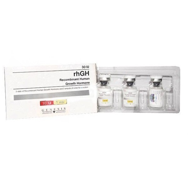 Buy Online rhGH Genesis - Anabolic-pharma   Precautions, Dosage, Benefits