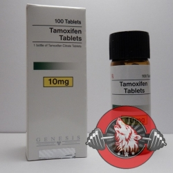 Tamoxifen Citrate Tablets Genesis (10 mg/tab) 100 tabs