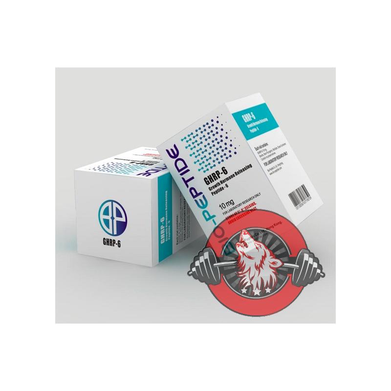 Buy GHRP-6 - 10mg online   Anabolic Pharma