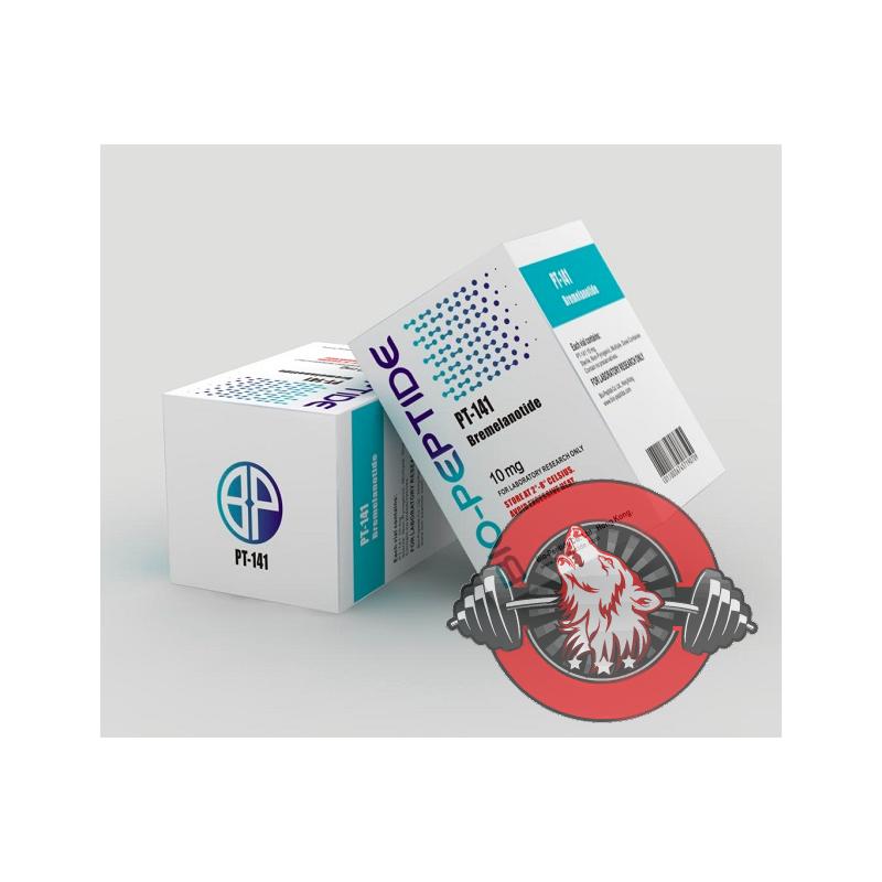 Acheter PT-141 (Bremelanotide) 10mg en ligne | Dosage pt 141