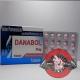 Danabol Balkan Pharma (10 mg/tab) 60 tabs